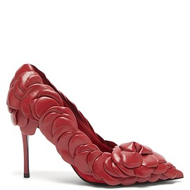 VALENTINO - Atelier 03 Rose Edition leather pumps(FW2020)