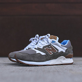 New Balance - ML878 - Grey/White/Brown