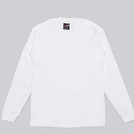 PRO TAG - L/S Thermal-White