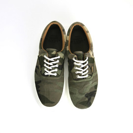 "VANS - VANS ""ERA - OMBRE DYED CAMO""(OLIVE NIGHT)"