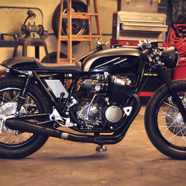 Kott Motorcycles - Original Part II