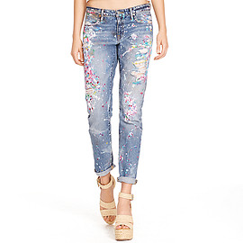 RALPH LAUREN - boyfriend denim