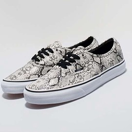 Vans - Vans Authentic Snakeskin