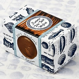 Rococo Chocolates - Organic Milk Chocolate Sea Salt Wafers