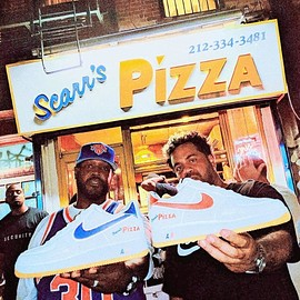 NIKE, Scarr's Pizza - Air Force 1 Low - Scarr's Pizza