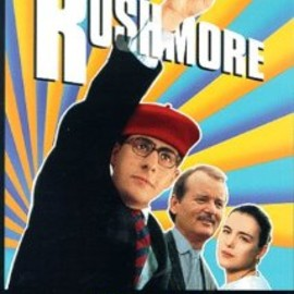 Wes Anderson - Rushmore Poster