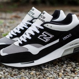 New Balance - M1500KWG - Black/White/Grey