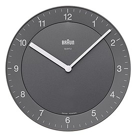 Braun(ブラウン) - BRAUN clock gray