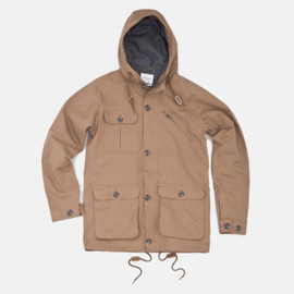 Saturdays Surf NYC - Matthew 60/40 Jacket