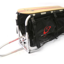 XTRACYCLE - FreeRadical cargo kit by Xtracycle
