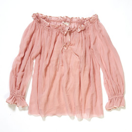 MARC JACOBS - Chiffon Blouse