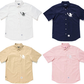 SANTASTIC! - BAT SARU S/S SHIRT