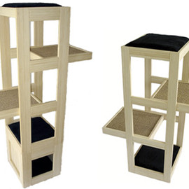 TrendyCat - Cat Climbing Tower by TrendyCat Design