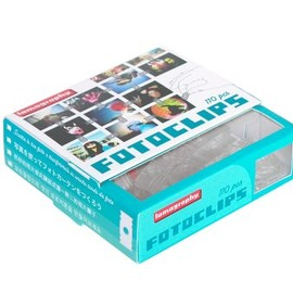 Lomography - Foto Clips, 110 Pack