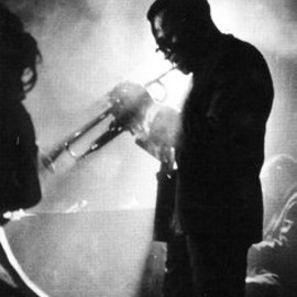 Miles Davis - Miles Davis at Birdland, New York City, 1958