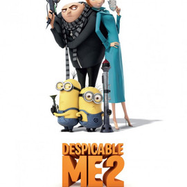 Pierre Coffin, Chris Renaud - Despicable Me 2