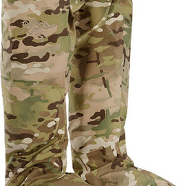 Arc'teryx - Mattock Drysock LT MultiCam Waterproof, breathable GORE-TEX® sock for use during extensive exposure to wet terrain.