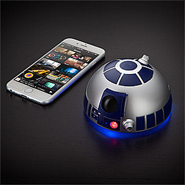 Star Wars - R2-D2 - Bluetooth Speakerphone