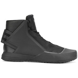 Y-3 - Lace-up hi-top sneakers