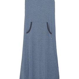 DKNY - Stretch-modal maxi dress