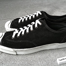 VANS - 90's DEAN LO black suede (made in usa)