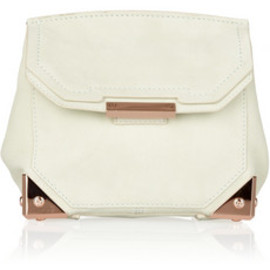 Alexander Wang - Marion textured-leather shoulder bag