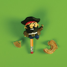 GAMAGO - Peg Leg Pirate Sharpener