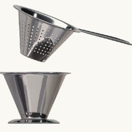 JONAS - Traditional Swedish Stainless Steel Tea Strainer