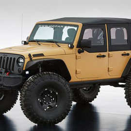 Jeep - jeep x mopar 2013 moab easter safari concepts