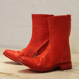 Carol Christian Poell - Spiral-zip Boots