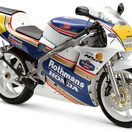 Honda - NSR250R SP (MC28) : Rothmans