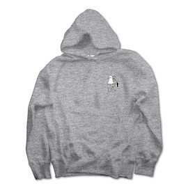 Oh Yeah! - LHW?LOGOmini HEAVYWEIGHT SWEAT HOODED