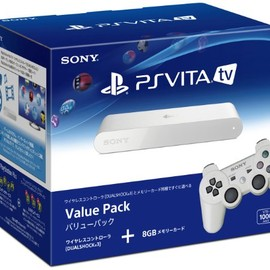 Sony Computer Entertainment - PlayStation Vita TV Value Pack (VTE-1000AA01)