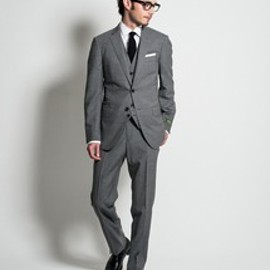green label relaxing - suit