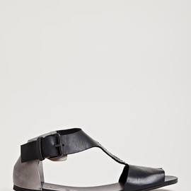 MARSELL - Marsell Women's Strambo Single Buckle Sandals