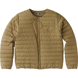 THE NORTH FACE - WS Zepher Shell Cardigan (Military olive)