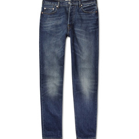 Acne - AcneBob Vintage Washed Straight-Leg Jeans