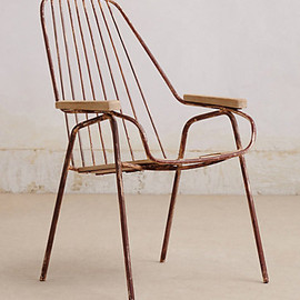 Anthropologie - Pyrenean Lounge Chair