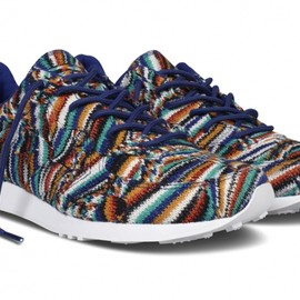 MISSONI, CONVERSE - 2013 Spring/Summer Auckland Racer
