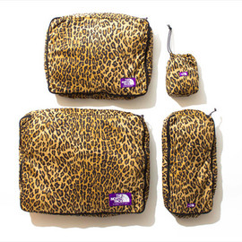 THE NORTH FACE PURPLE LABEL - Packing Cases(leopard)