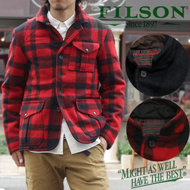 Filson Italy - Railroadman's coat