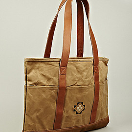 EASTPAK, WOOD WOOD - Indio Tote Bag