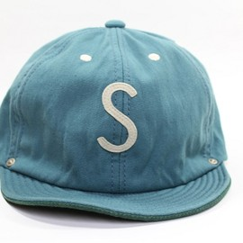 KOME CAP[SEA BLUE DENIM]