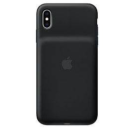 Apple - iPhone  XS Max Smart Battery Case - Black