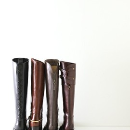 WRAP BOOTS