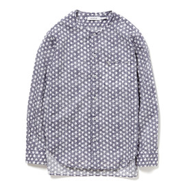 nonnative - DRIVER SHIRT - COTTON LAWN by LIBERTY