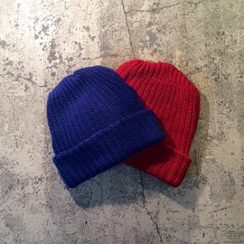 Cotton Knit Hat/Made in USA