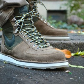 Nike - Air Approach 2012 - Dark Khaki/Seaweed