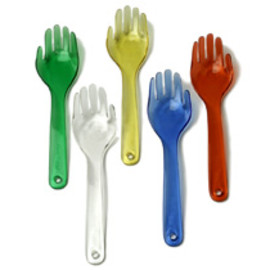 Canetti Design Group - Acrylic Salad Hand Tossers