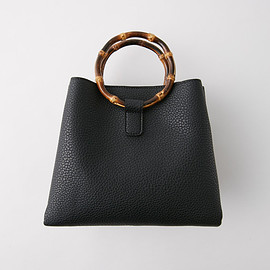 MOUSSY - BAMBOO SQUARE TOTE バッグ